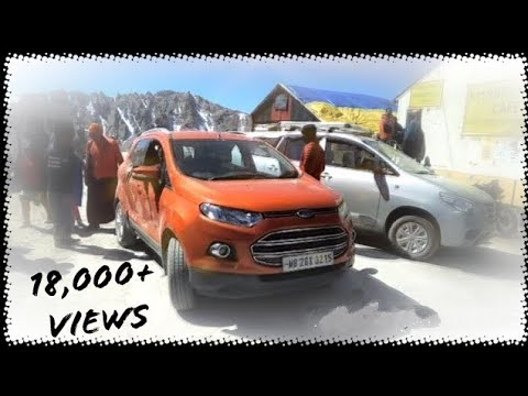 Family trip to Leh-Ladakh by self-driving car
