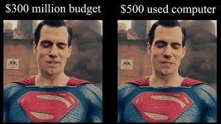 A Guy On The Internet Did A Better Job Erasing Superman