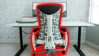 Ultimate Office Chair? Herman Miller Embody Review