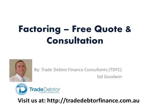 Factoring -  Free Quote or Consultation