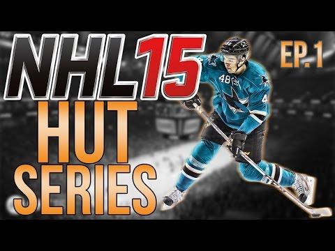 NHL 15 HUT SERIES #1