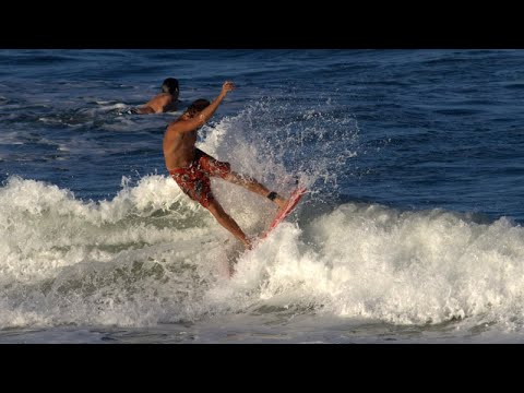 FLORIDA BODYBOARDING REPORT DEC 2009: Aruba and FLA
