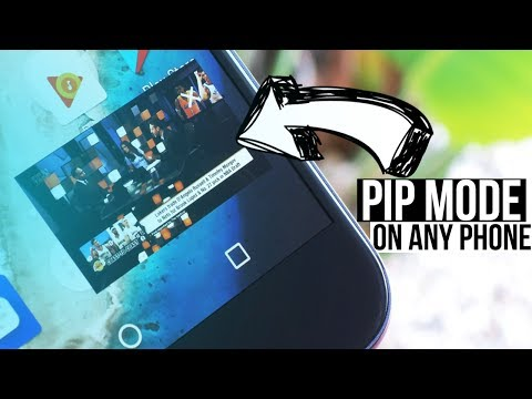 How To Get Picture in Picture (PIP) Mode on Any Android phone
