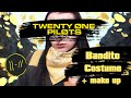 DIY BANDITO COSTUME + MAKE UP TUTORIAL - Twenty One Pilots [Trench] Cosplay