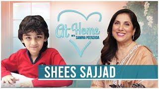 Meray Paas Tum Ho Star Shees Sajjad | Cutest Interview | Rewind at Home with Samina Peerzada