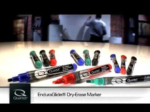 Quartet® EnduraGlide® Dry Erase Markers