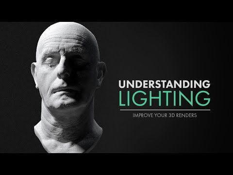 Understanding Lighting & Improving your 3D Renders