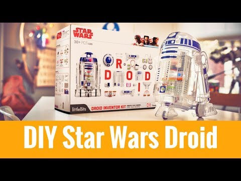 Build Your Own Star Wars Droid (DIY Kit by littleBits)