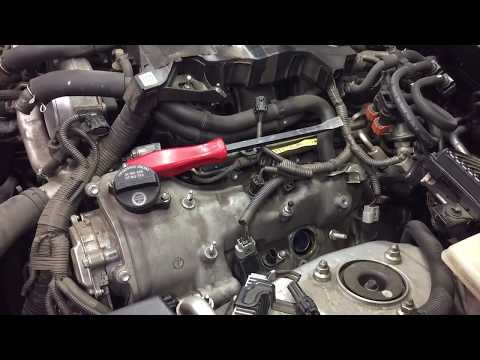 HOW TO REPLACE SPARK PLUGS ON LEXUS LS460