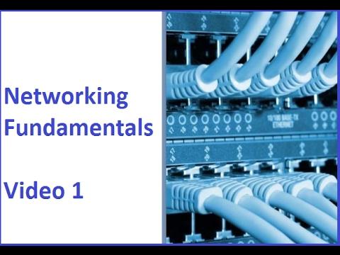 Networking Fundamentals 1