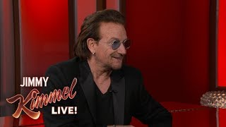 Bono & Lady Gaga Will Write a Song About YOU!