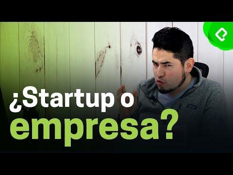 Cómo funciona una startup