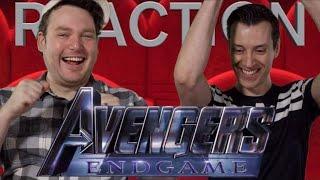 Download Avengers: Endgame - Trailer Reaction Video