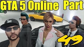 The FGN Crew Plays: Grand Theft Auto 5 Online #49 - Can