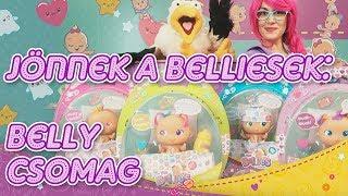 Ismerd meg a Bellies Babák csomagjait