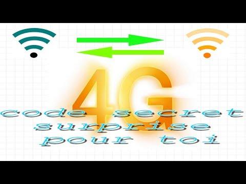 كود سري مخفي في هاتفك لتقوية اشارة  4G  و تسريع الانترنت