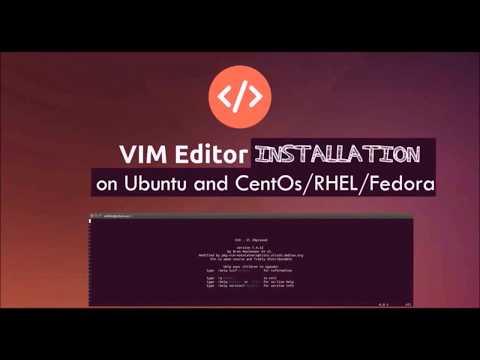 How To Install VIM On Ubuntu And CentOs/RHEL/Fedora? | kapendra.com