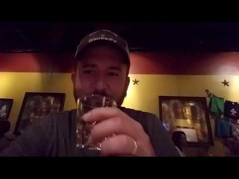 Ghost pepper tequila shot....