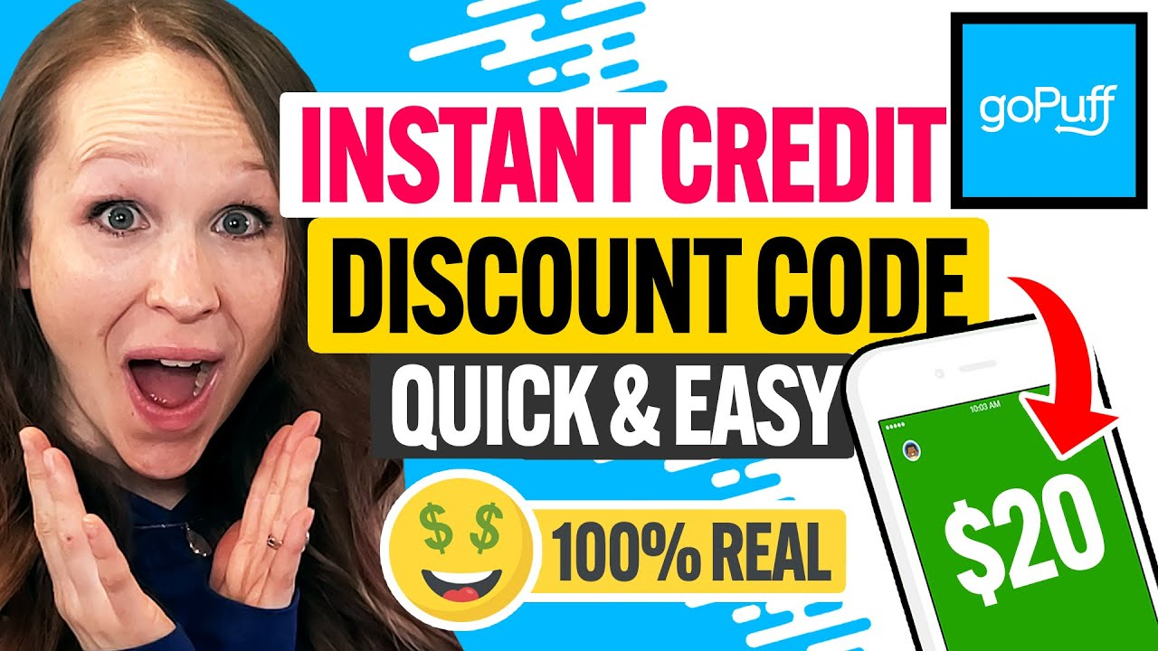 🤑 goPuff Discount Code 2021: MAX Credit for Free Stuff (Promo & Coupon Codes)