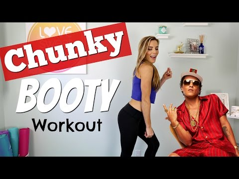 CHUNKY Booty Workout | Bruno Mars