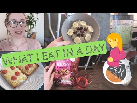 WHAT I EAT IN A DAY| 29 WEEKS PREGNANT