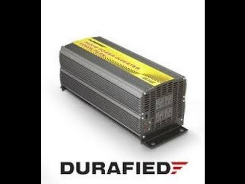 DURAFIED 3000 watt - Ebay bought cheap good Inverter