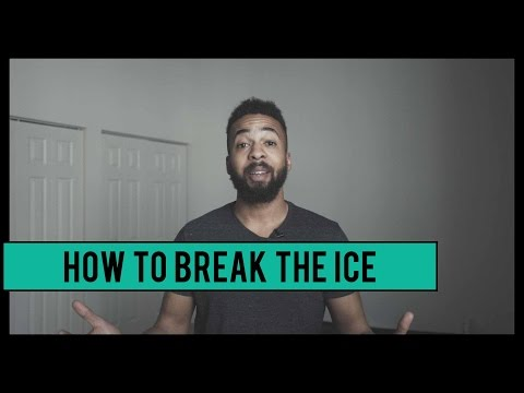 How to Break The Ice with STRANGERS (+ Your Assignment for the week!)