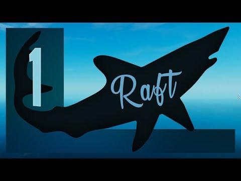 Raft Ep1 - Three Men on a Raft