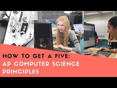 How to Get a Five: AP Computer Science Principles (AP CSP)