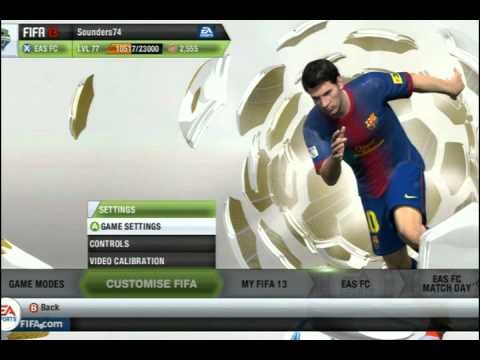 FIFA 13 - Commentary Languages (North America PRE-RELEASE Edition)