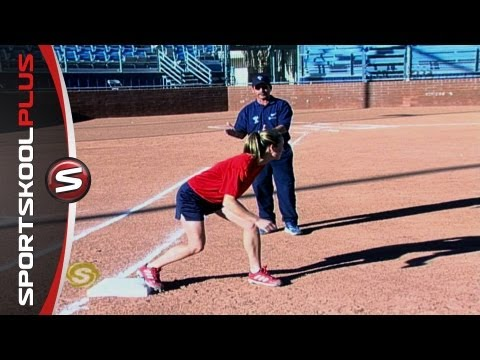 How to Run the Bases in Softball with Mike Candrea
