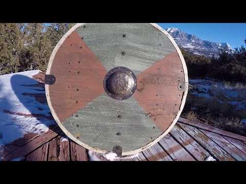 Viking Shield Reveal
