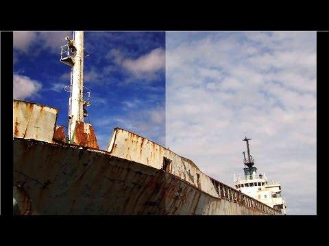 GIMP tutorial. How to improve photos.
