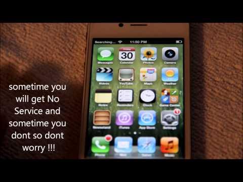 GPP sim unlocking sprint iphone 4s