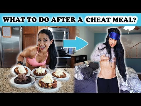 How to Offset a Cheat Meal | What Did I Do AFTER the Pizookie Challenge?