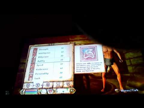 Let's Play: Elder Scrolls IV:Oblivion, (Sneaky Character Build)