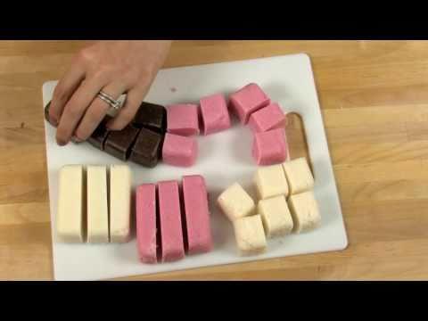 Make a Solid Sugar Soap Scrub