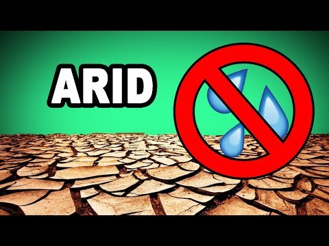 Learn English Words: ARID - Meaning, Vocabulary with Pictures and Examples