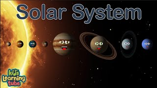 Solar System/Solar System Song/Planets Song (REMIX)/8 Planets
