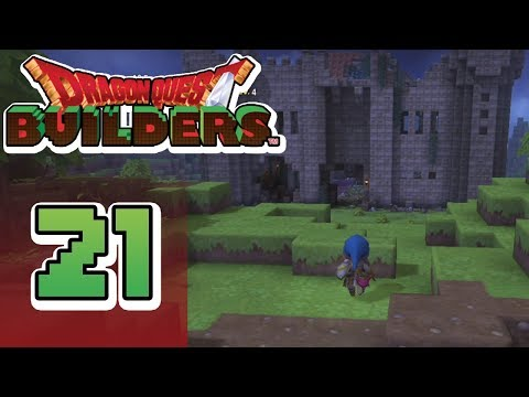 Dragon Quest Builders :: Ep 21 - Ripping Up The Castle!