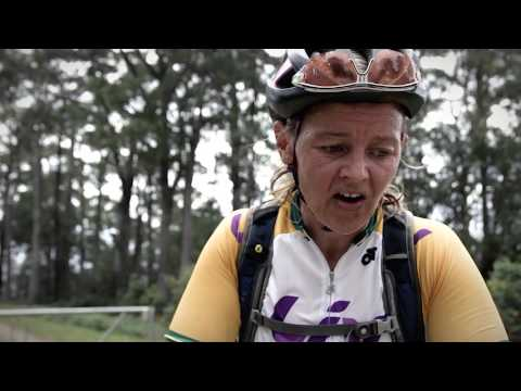 Otway 300 - Day 2 Reccy ride - Jess Douglas shares her thoughts