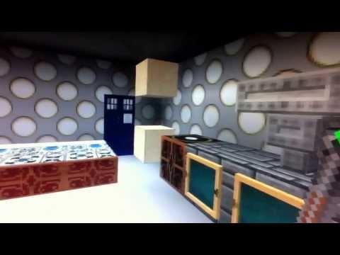 Really Bigger on the inside TARDIS