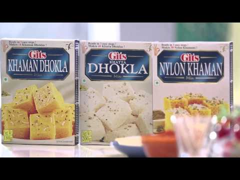 Gits Khaman Dhokla Bites