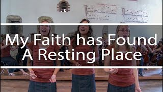 Pastor Eben - My Faith Has Found a Resting Place | Music Jinni