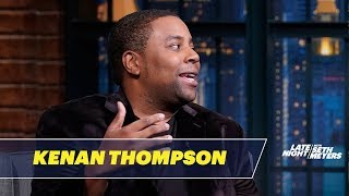 Download Kenan Thompson Recaps Kanye West's Unaired SNL Pro-Trump Speech Video