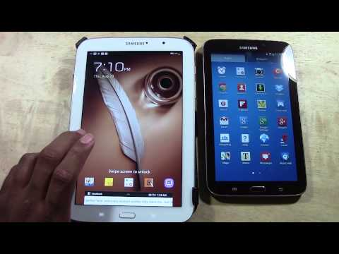 Galaxy Tab 3 7.0 for Beginners (Part 1)​​​ | H2TechVideos​​​