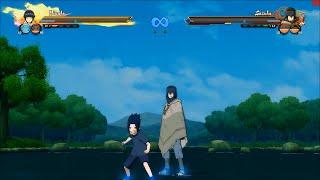 KIBA VS SAKON/UKON - Naruto Shippuden Ultimate Ninja Storm 4