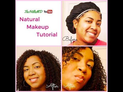 EASY/SIMPLE Natural Makeup Tutorial (5 Steps)