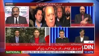 Pakistani anchor bashing Pakistani Politician for imitating Modi
