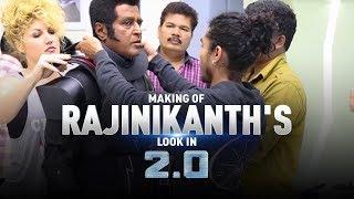 Download Making of Rajinikanth's look in 2.0 | S. Shankar | Akshay Kumar Video